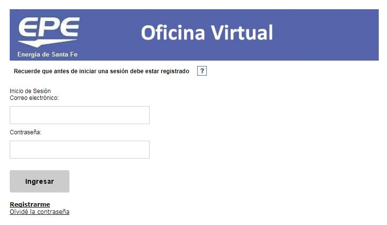 Qu es y para qu sirve la oficina virtual de la epe for Oficina virtual hacienda bizkaia
