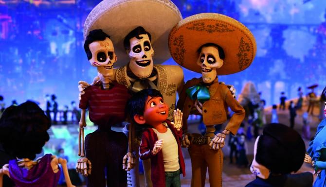 Coco fue la mejor pel cula animada del a o for Imagenes de coco