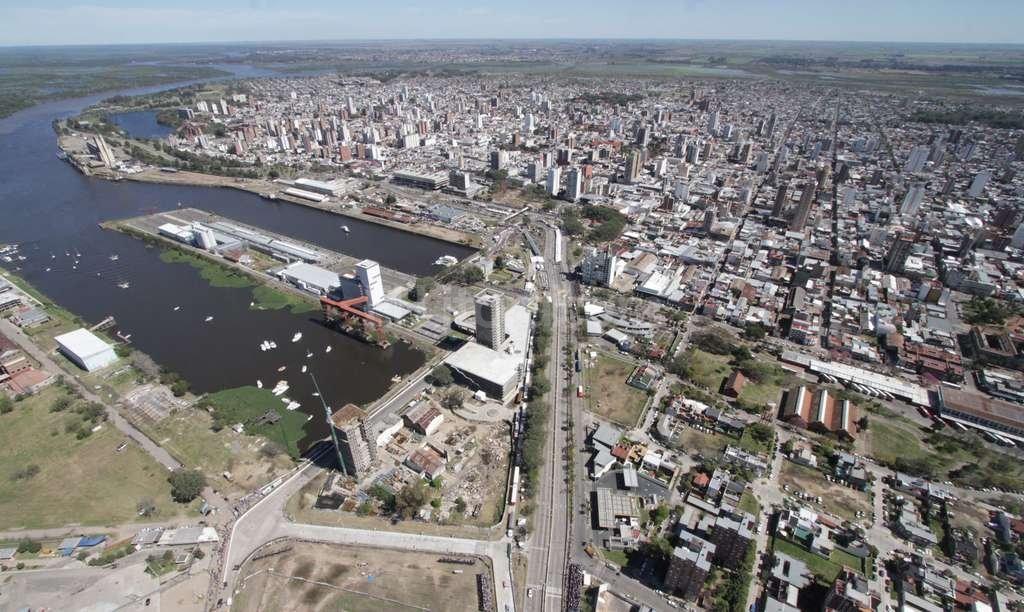 Senador pidió a Katopodis que el Puerto de Santa Fe recupere la actividad portuaria